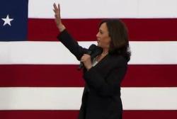 Sen. Kamala Harris unveils plan to close the gender pay gap