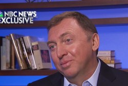 Russian oligarch Oleg Deripaska reveals what Mueller wanted from him