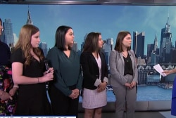 Parkland student journalists to be praised at Pulitzer luncheon