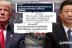 China's Xi warns of 'long march' in trade war