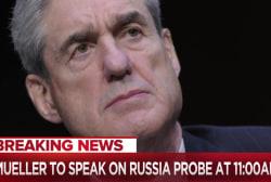 Mueller to speak on Russia probe at 11 a.m. ET