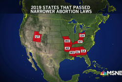 The looming fight over federal abortion laws