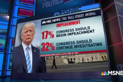 America's divided on whether to impeach Donald Trump