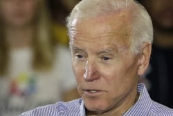 What do Biden's strong polling numbers mean for Democrats' priorities?