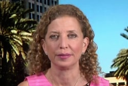 Debbie Wasserman Schultz speaks on impeachment