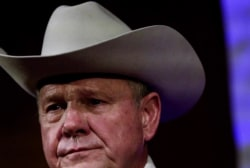 One More Thing: Roy Moore considering another Senate run