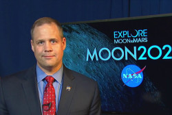 NASA administrator: The moon is our proving ground