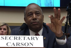 Ben Carson confuses real estate term REO for Oreo cookie
