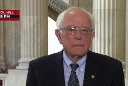 Sen. Sanders: Troops into Iran 'will destabilize entire region'