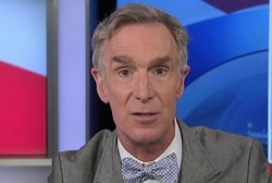 Bill Nye: Climate change is now