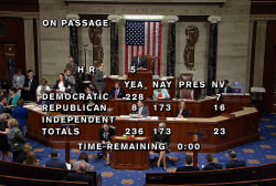Equality Act moves to Senate after House approves in historic vote