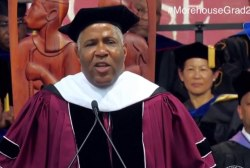 Billionaire pledges to pay off student loans at Morehouse College