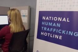 Combating modern-day slavery, human trafficking