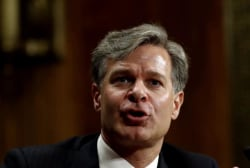A new FBI official in Trump's crosshairs