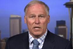 Gov. Inslee: I have boldest climate change plan of any 2020 Dem candidate