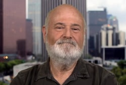 Rob Reiner on using superstars to expose Trump's 'criminality'