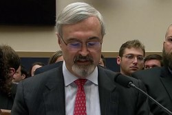 Watch AG Barr defender confronted by Mueller's obstruction facts