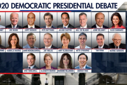 The DNC announces official matchups for first 2020 debates