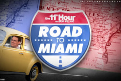 Road to Miami: Steve Kornacki on what you need to know about New York before 2020
