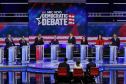 2020 Democrats are 'off to the races' after night one of MSNBC debate