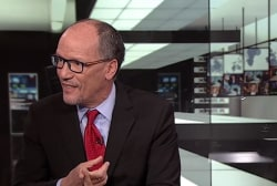 """DNC Chair Perez on impeachment: """"We must continue to gather the facts"""""""