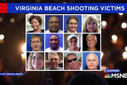 VA Gov. Northam calls for special session on gun control