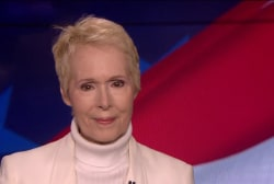 E. Jean Carroll on her allegations against Trump: 'He did kill something in me'