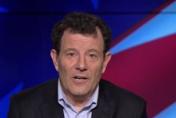 Nicholas Kristof on US-Iran tensions: Essentially on a collision path