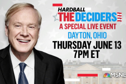 Tune in for 'The Deciders: Dayton, Ohio' on June 13