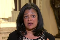Rep. Jayapal: 'I am torn' on vote for border funds