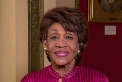 """Maxine Waters: """"No confrontation"""" with Pelosi"""