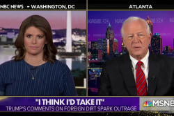Fmr. GOP Sen. Saxby Chambliss: 'If you're president, don't do a 30-hour interview'
