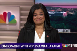 Rep. Pramila Jayapal discusses abortion in first TV interview
