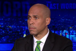 Cory Booker discusses his phone call with Joe Biden