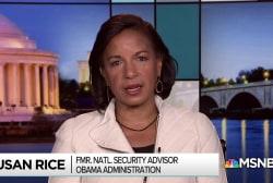 Rice: Trump shows 'extraordinary disregard for our democracy'