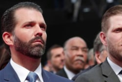 Trump Jr. headed back to Senate Intel to talk Trump Tower Moscow