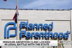 Missouri backs down on pelvic exam rule; clinic's fate pending