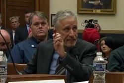 Jon Stewart excoriates Congress over inattention to 9/11 victims