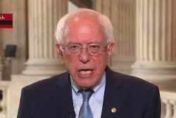 Sen. Bernie Sanders talks 2020 race, escalating tensions with Iran