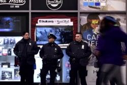 Times Square suspect may face gun charges, not terrorism