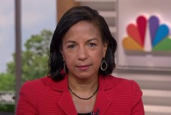 Susan Rice: 'We have a president who's not playing on America's team'
