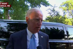 'Problematic,' 'He didn't coddle': Biden's remarks from all sides