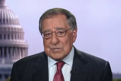 Leon Panetta: I would be careful about starting war over a drone