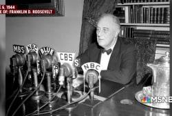 Remembering Roosevelt's D-Day prayer