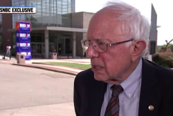 Sen. Sanders on Trump delay: I'm glad for the decision, but we need real reform