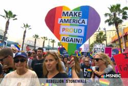 'Rebellion! Stonewall' An Expansion of the American Story