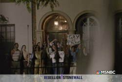 'Rebellion! Stonewall' Riots on Christopher Street