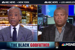 """""""The Black Godfather"""" documentary explores the life of influencer, Clarence Avant"""
