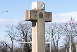 Supreme Court allows cross-shaped war memorial to stand on public land in Maryland