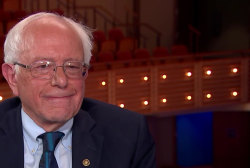Bernie Sanders: I intend to be the Democratic nominee
